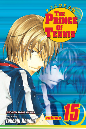 The Prince of Tennis Vol. 15: The Sadaharu-Kaoru Pair