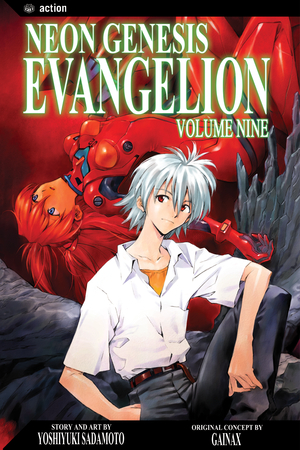 Neon Genesis Evangelion Vol. 9: tell me, I pray thee, thy name