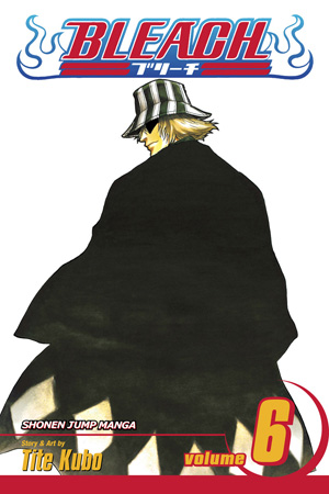 Bleach Vol. 6: The Death Trilogy Overture