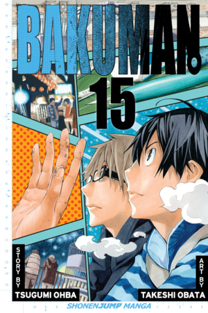Bakuman Vol. 15: Support and Feeling