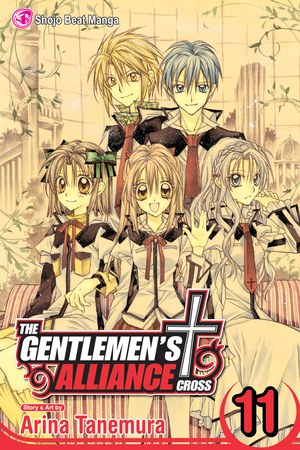 The Gentlemen's Alliance † Vol. 11: The Gentlemen's Alliance †, Volume 11