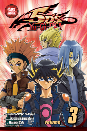 Yu-Gi-Oh! 5D&#x27;s Vol. 3: Duel Dragons