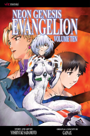 Neon Genesis Evangelion Vol. 10: if thou shalt afflict my daughters, or if thou shalt take other wives