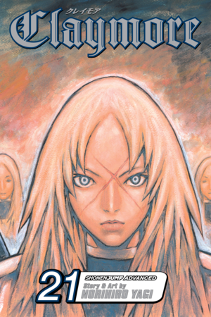 Claymore Vol. 21: Corpse of the Witch