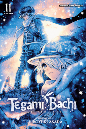 Tegami Bachi Vol. 11: A Bee's Bag