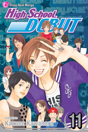 High School Debut Vol. 11: High School Debut, Volume 11