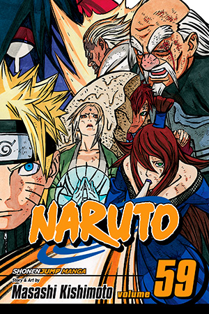 Naruto Vol. 59: The Five Kage