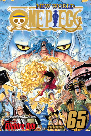 One Piece Vol. 65: To Nothing