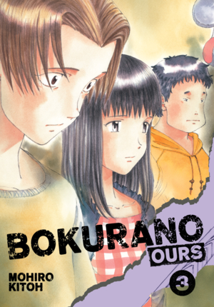 Bokurano: Ours, Volume 3
