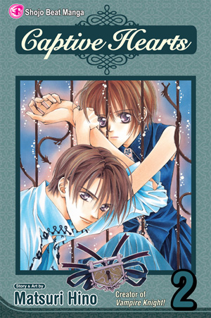 Captive Hearts, Volume 2