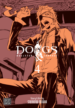 DOGS Vol. 4: DOGS, Volume 4
