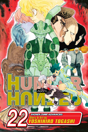 Hunter x Hunter Vol. 22: 8: Part 1