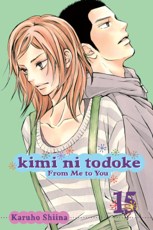 Kimi ni Todoke: From Me to You, Volume 15