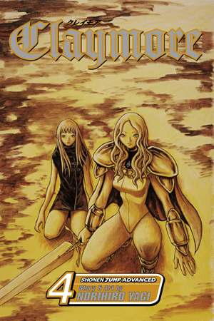 Claymore Vol. 4: Marked for Death