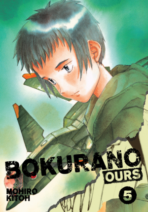 Bokurano: Ours Vol. 5: Bokurano: Ours, Volume 5