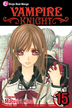 Vampire Knight, Volume 15