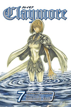 Claymore Vol. 7: Fit for Battle