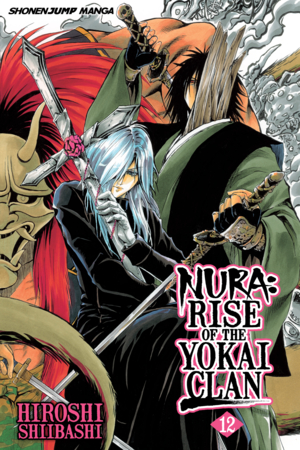 Nura: Rise of the Yokai Clan Vol. 12: Devil's Drum