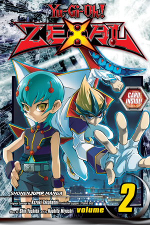 Yu-Gi-Oh! Zexal Vol. 2: Yu-Gi-Oh! Zexal, Volume 2