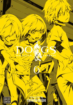 DOGS Vol. 6: DOGS, Volume 6