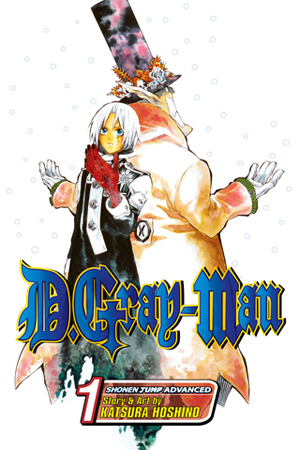 D.Gray-man Vol. 1: Opening