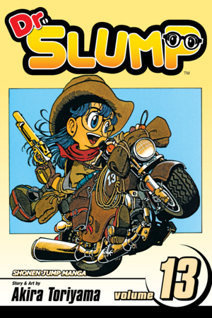 Dr. Slump Vol. 13: Dr. Slump, Volume 13