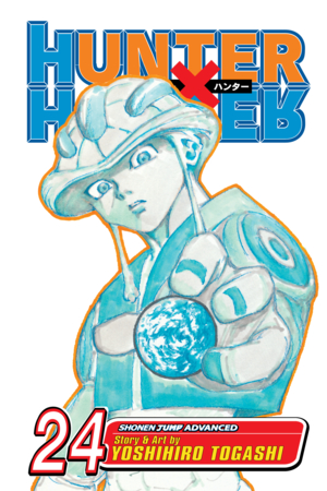 Hunter x Hunter Vol. 24: 1: Part 4