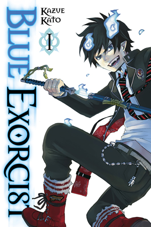 Blue Exorcist Vol. 1: Free Preview