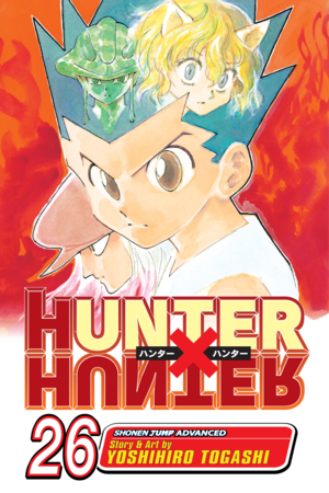 Hunter x Hunter Vol. 26: We Meet Again