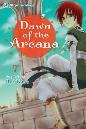 Dawn of the Arcana Vol. 7: Dawn of the Arcana, Volume 7