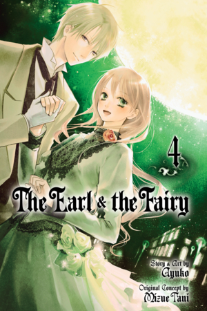 The Earl and The Fairy Vol. 4: The Earl and The Fairy, Volume 4