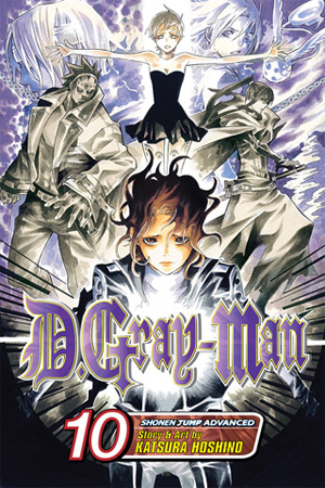 D.Gray-man Vol. 10: Noah's Memory