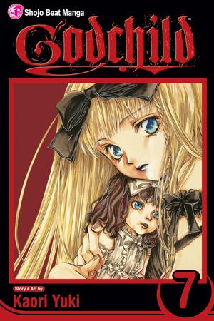 Godchild Vol. 7: Oedipus Blade