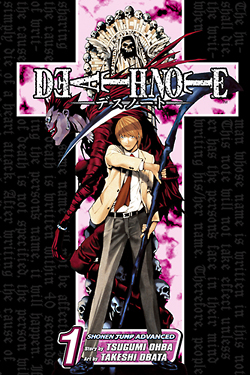 Death Note Vol. 1: Free Preview