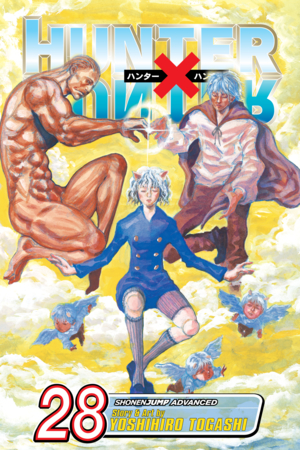 Hunter x Hunter Vol. 28: Regeneration