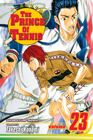 The Prince of Tennis Vol. 23: Rikkai's Law