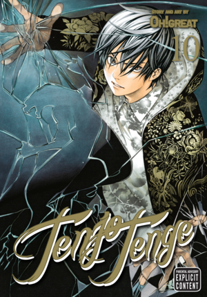 Tenjo Tenge Vol. 10: Tenjo Tenge, Volume 10