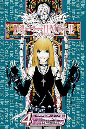 Death Note Vol. 4: Love