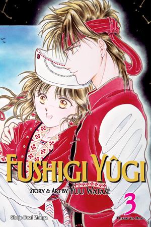 Fushigi Yûgi VIZBIG Edition Vol. 3: Fushigi Yûgi VIZBIG Edition, Volume 3