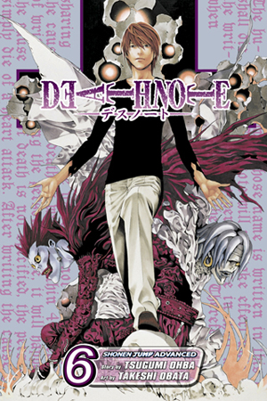 Death Note Vol. 6: Give-and-Take