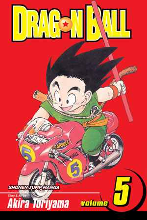 Dragon Ball Vol. 5: The Red Ribbon Army