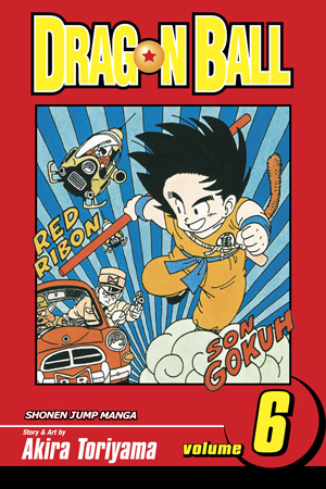 Dragon Ball Vol. 6: Bulma Returns!