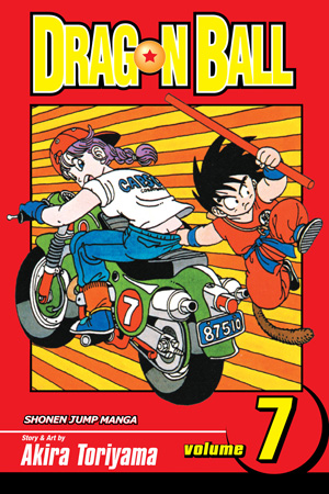Dragon Ball Vol. 7: General Blue and the Pirate Treasure