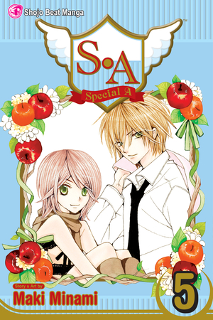 S.A: Special A Vol. 5: Special A, Volume 5