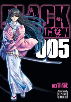 Black Lagoon, Volume 5