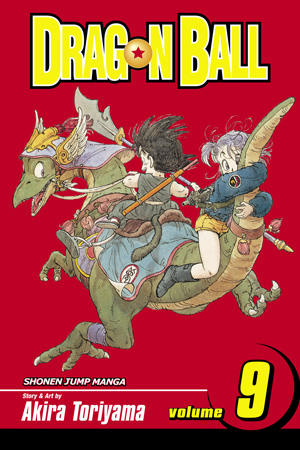 Dragon Ball Vol. 9: Test of the All-Seeing Crone