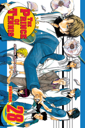 The Prince of Tennis Vol. 28: Hyotei Rhapsody