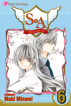S.A: Special A Vol. 6: Special A, Volume 6