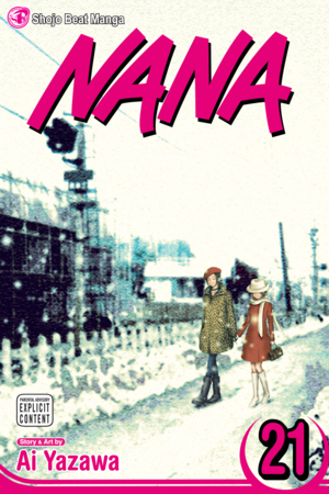 Nana Vol. 21: Nana, Volume 21