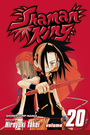 Shaman King Vol. 20: Epilogue